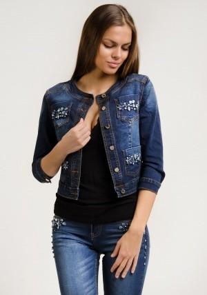 КурткаКуртки<br>Состав: 99% хлопок, 1% эластан<br>