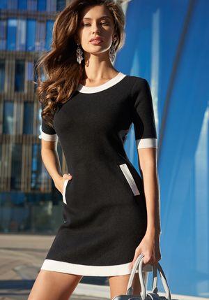ПлатьеПлатья<br>Состав: 55% вискоза, 45% полиамид<br>