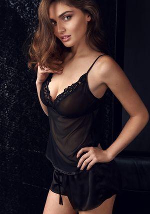 Шорты пижамные женскиеОдежда для дома<br>Состав: 94% полиэстер, 6% эластан<br>