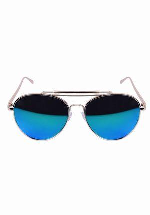 Очки солнцезащитныеСостав: Оправа: 60% поликарбонат, 40% металл, Линзы: 100% акрил<br>
