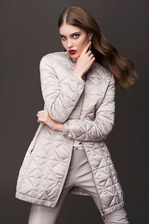 КурткаКуртки<br>Состав: 100% полиэстер, Подкладка: 100% полиэстер, Утеплитель: 100% полиэстер<br>