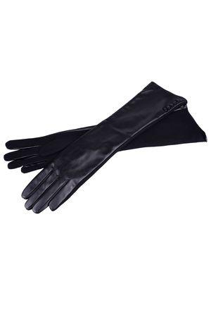 ПерчаткиПерчатки<br>Состав: 50% иск. кожа, 37% шерсть, 13% полиамид<br>