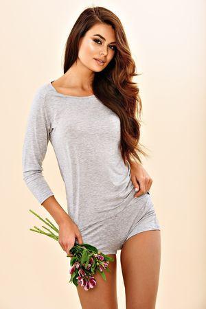 Шорты пижамные женскиеОдежда для дома<br>Состав: 95% вискоза, 5% эластан<br>