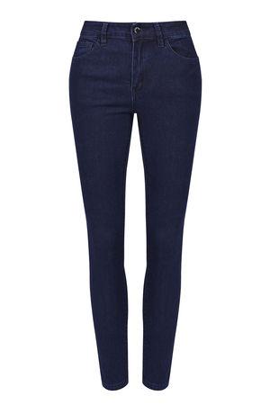 Брюки джинсовыеДжинсы<br>Состав: 64% хлопок, 29% полиэстер, 4% вискоза, 3% эластан<br>
