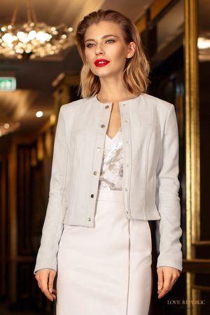 КурткаКуртки<br>Состав: 95% полиэстер, 5% эластан<br>